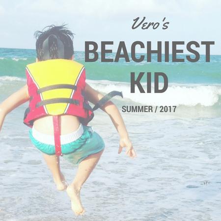 Vero's Beachiest Kids 2017