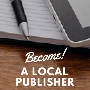 Become a Local Vero Vine Publisher
