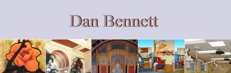 Dan Bennett Decorative Painting