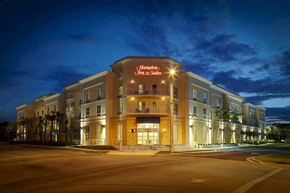 Hampton Inn and Suites Vero Beach Downtown