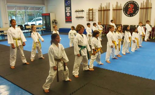 Martial Arts Camp - Session One