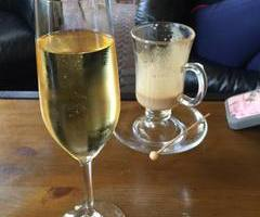 Champagne & Coffee