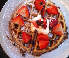 Dirty Face Waffle