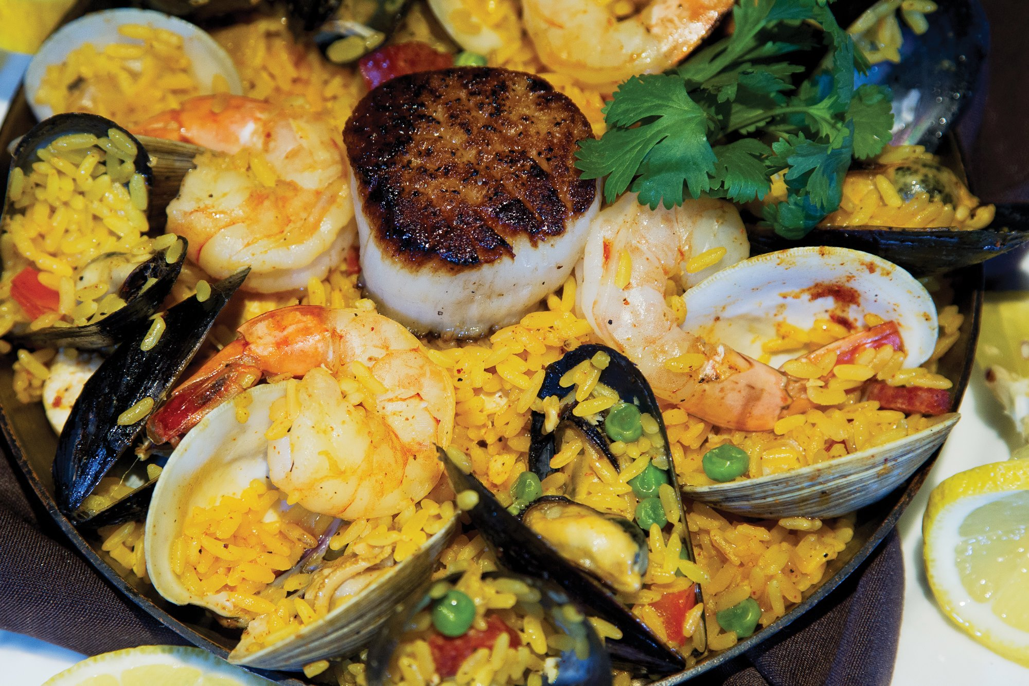 Paella for Two