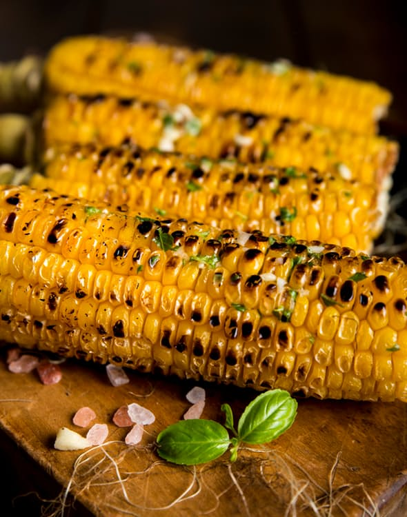 Ranch Roasted Corn