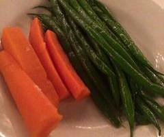 Carrots and String Beans