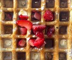 Square Waffles