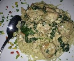Shrimp Scampi Imperial