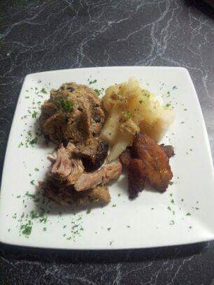 roast pork cuban style by chef charles