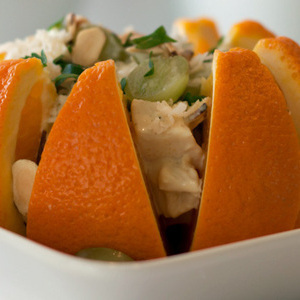 Chicken Salad A La Orange